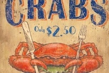 Maryland is for Crabs / by Pamela Utterback