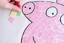 Manualidades para niños - Kids DIY - Loisirs créatifs enfants / Manualidades para niños, actividades creativas para niños, ideas fáciles para niños, DIY, crafters, manualidad fáciles, ideas para entretener a los niños | DIY for kids | Kids activities | Kids crafts | Ideas for kids