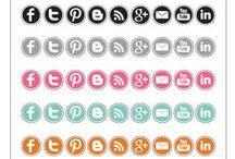 Social Media - Blogging / Información para personalizar tu blog. Documentation to help you to personalize your blog.