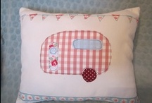 Vintage style campers and caravans / Shabby chic and vintage style caravans.