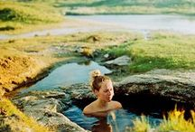 The Blue Lagoon and other Geothermal Pools / A great trip opportunity to relax at the renowned Blue Lagoon Spa with All Iceland http://www.all-iceland.co.uk/breaks/blue-lagoon-spa-break/#