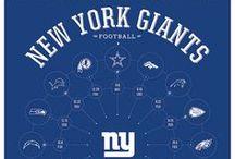 New York Giants / Est. 1925 and Still A Gridiron Powerhouse