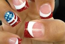 Nails / by Heather Wilson