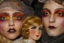 ViNTAgE CiRCuS / Theatrical Magic......Whimsical...... / by Juanita Strachan