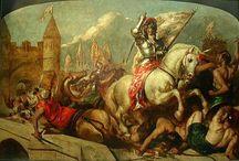 Jeanne d'Arc / by Pamela Utterback