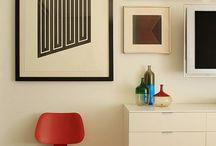 Det gode hjem / Hyggeligt, smukt, overraskende... Her har alle gode ideer til stuens indretning frit spillerum!