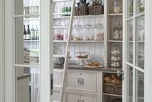 Gorgeous storage / Good storage is so important for a home that functions well and I hope that this board proves that storage should not just be practical – it can be gorgeous too. Laundry rooms, walk-in closets, mudrooms all deserve particular attention but clever storage should be a feature of every room of a well-designed home.