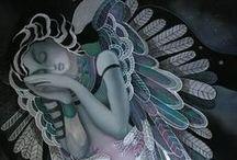 Myth/Dream/Angel/Fairy & Such / by Jay Leelee