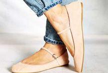 Platte Schoenen & Mooie Tassen