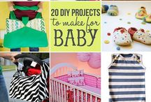 stitch projects for babies