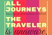 Traveler's Motivation / Get The Inspirational Quotes and Updates Related to Traveling.