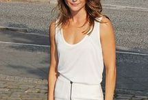 White, white, white Outfits / White is a must have color in your wardrobe... Here my favorite outfits!