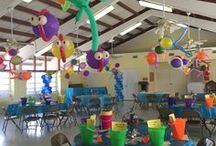 Yuly360 Special Birthday Celebrations! / Here some ideas to decorate your kids birthday parties!
