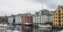 Norvège / Tableau d'inspiration pour organiser un voyage en Norvège