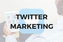 Twitter Marketing / How to generate traffic, leads and sales for your business using Twitter marketing.
