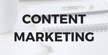 Content Marketing Strategies / How to create and share valuable, relevant and consistent content to attract a targeted audience online. Attract attention and generate leads, expand your customer base, generate online sales, increase brand awareness...