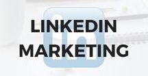 Linkedin Marketing / How to generate traffic, leads and sales for your business using LinkedIn marketing.