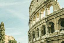 Italie / Voyages et inspiration en Italie (Rome, Naples, la côte Amalfitaine, ...)