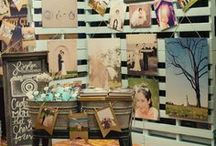 Craft Stall Inspiration / How to set up your own craft stall at trade shows, craft fairs and other events!
