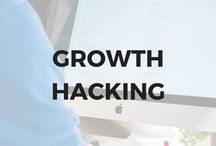Growth Hacking / Tips on how to increase your conversion rate, achieve a rapid growth of your customer base and increase revenue.