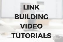 SEO link building video tutorials / Would you like to know more about how you can improve your site's SEO performance with brand-focused link building strategies? On this board, we will share white hat SEO link building tutorials that you can apply on your website.
