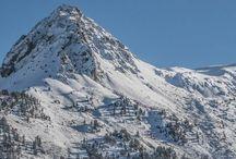 Montagne / Tableau d'inspiration pour aller respirer en montagne