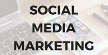 Social Media Marketing / How to generate traffic, leads and sales using social media marketing (Facebook, Pinterest, Instagram, Twitter, Snapchat, LinkedIn, Reddit...).