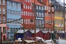 Copenhague / Tableau d'inspiration pour un citytrip à Copenhague