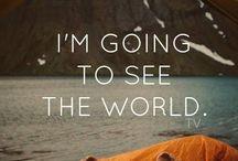 Jolies citations / Toutes les citations qui m'inspirent surtout dans le domaine du voyage
