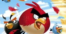 angry birds party / Angry birds party ideas and cakes