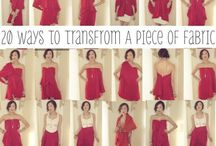 DIY Clothing/Accesories / Easy, girly DIY. / by Sara S