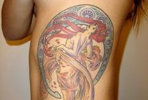 Tattoos and designs / Anything I would consider or deem beautiful on the body.