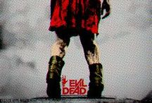 Evil Dead 2013 / Possess this cult-classic remake on new Evil Dead apparel & merchandise: http://www.goldlabel.com/evil-dead-2013 / by Gold Label Goods