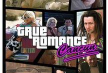 True Romance  / Romance isn't dead, it's right here: http://www.goldlabel.com/true-romance / by Gold Label Goods