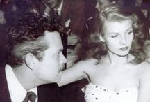 Rita Hayworth / My ultimate favourite love goddess, 40's/50's actress/model