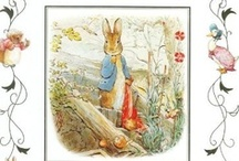 BEATRIX POTTER / by Susan Bay - Tatom
