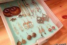 Jewelry Storage /