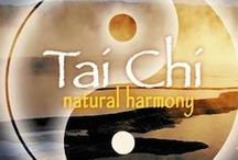 TAI CHI / by Susan Bay - Tatom