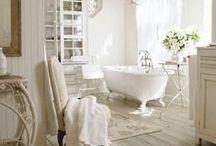 Łazienka romantyczna - romantic bathrooms