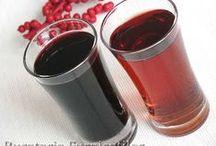 Romanian drinks