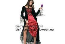 Halloween / Disfraces de halloween para adultos y infantiles por edades en DisfracesMimo.com
