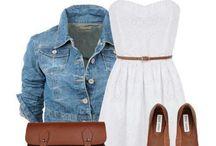 Primavera/ verano Outfit