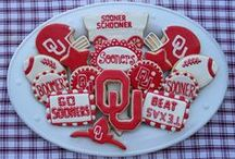 OKLAHOMA SOONERS / by Susan Bay - Tatom