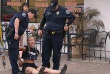 Unjust Arrest and Police Brutality