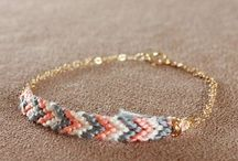 Bracelets bohèmes