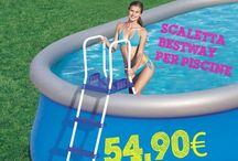 Piscine e accessori San Marco  / #piscine e #accessoripiscine in offerta speciale, in vendita on line solo www.grupposanmarco.eu