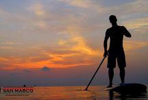 Kayak, gommoni & sup  / Tutto per solcare le onde e vivere fantastiche avventure acquatiche!