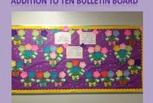 Classroom Decor / This board contains awesome ideas for bulletin boards.