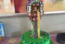 Rapunzel (Tangles party) / Birthday party ideas