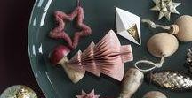• Christmas • / Ideas to make and create for Christmas